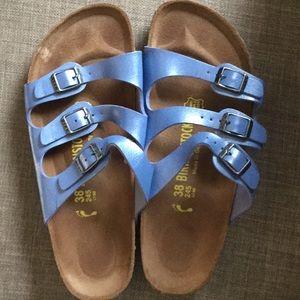 Birkenstock shoes size 6
